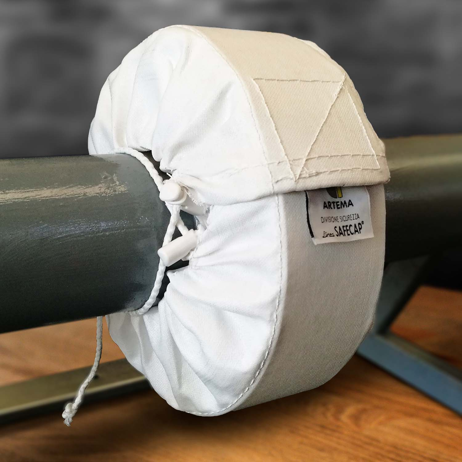 FLANGE COVER SAFECAP 100% PTFE