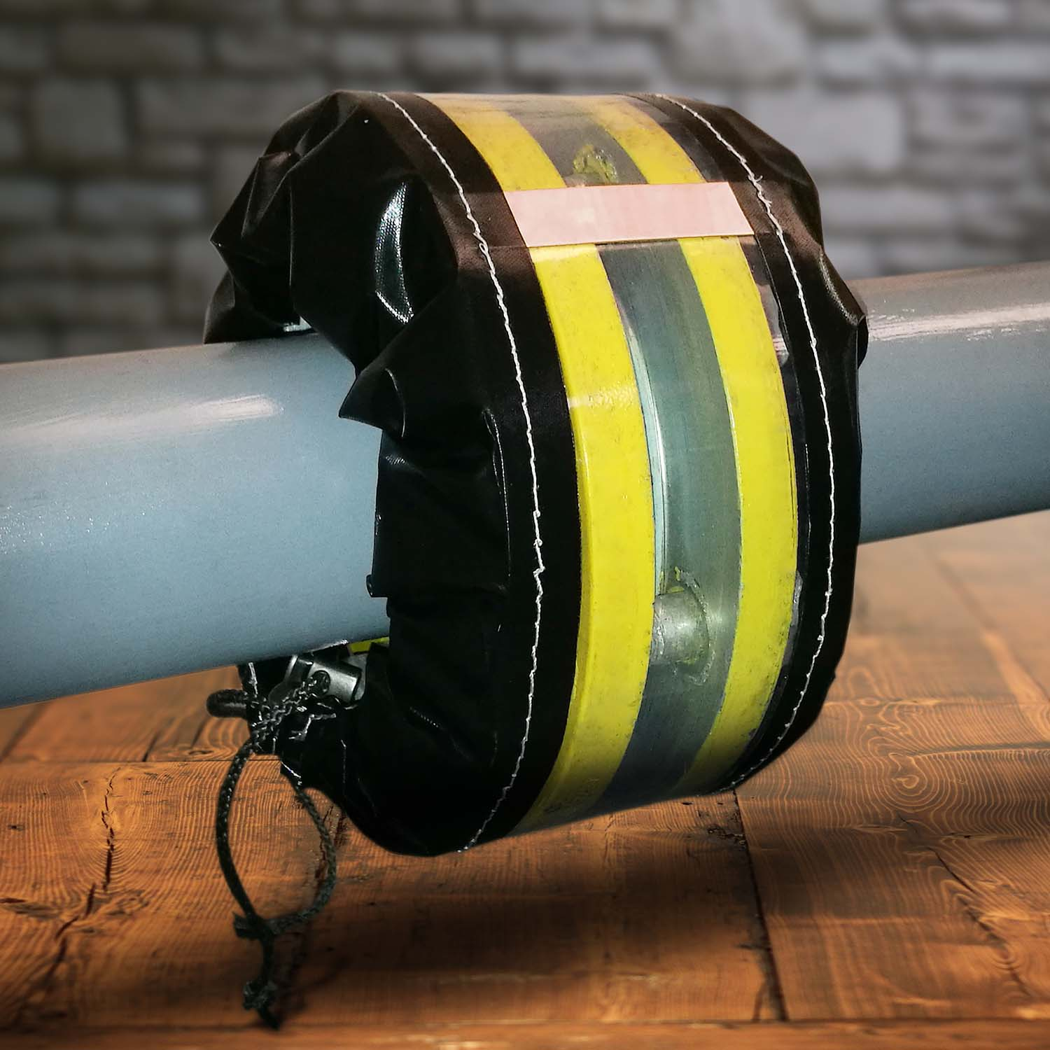 FLANGE COVER SAFECAP TFE-B-AS/GARD for ATEX areas
